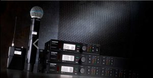 SHURE ULXD4D Digitales Drahtloses Mikrofonsystem