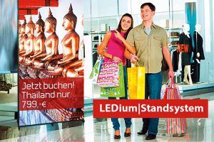 LEDium Standsystem